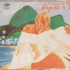 CDs de Música: IL MONDO DI PAPETTI Nº 3 / CD - PERFIL / 16 TEMAS / PRECINTADO.. Lote 134602462