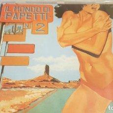 CDs de Música: IL MONDO DI PAPETTI Nº 2 / CD - PERFIL / 16 TEMAS / PRECINTADO.. Lote 134603866