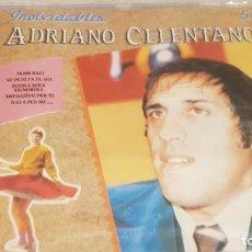 CDs de Música: ADRIANO CELENTANO / SERIE INOLVIDABLES Nº 5 / CD - PERFIL /12 TEMAS / PRECINTADO.. Lote 176205243