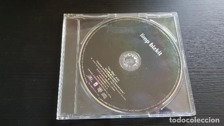 LIMP BIZKIT - MY WAY - CD SINGLE - PROMO - UNIVERSAL - 2000 (Música - CD's Rock)