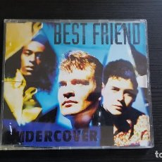 CDs de Música: BEST FRIEND - UNDERCOVER - CD MAXI SINGLE - EPM - 1993. Lote 134650470