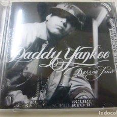 CDs de Musique: DADDY YANKEE. BARRIO FINO-CD -N 3. Lote 228191750