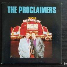 CDs de Música: THE PROCLAIMERS - LET´S GET MARRIED - CD SINGLE - CHRYSALIS - 1994. Lote 134658410