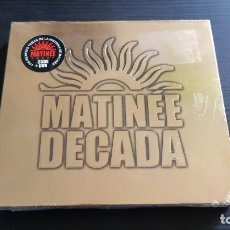 CDs de Música: MATINÉE DECADA - J. LOUIS & LORDEE - DOBLE CD ALBUM - HOUSE WORKS - DIVUCSA - 2007. Lote 134661850