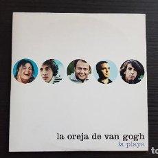 CDs de Música: LA OREJA DE VAN GOGH - LA PLAYA - CD SINGLE - PROMO - EPIC - SONY - 2000 - AMAIA MONTERO. Lote 134664778