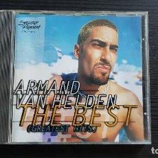 CDs de Música: ARMAND VAN HELDEN - GREATEST HITS - CD ALBUM - STRICTLY RHYTM - 1997. Lote 134717806