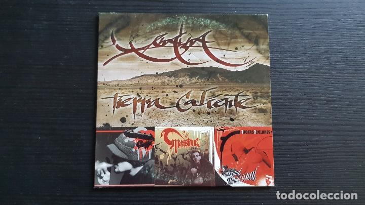 RHAJHA - MASSTONE - 7 NOTAS 7 COLORES - MUCHO MUCHACHO - CD MAXI SINGLE PROMO - DIVUCSA - 2004 (Música - CD's Hip hop)