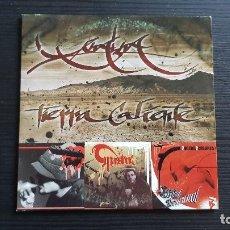 CDs de Música: RHAJHA - MASSTONE - 7 NOTAS 7 COLORES - MUCHO MUCHACHO - CD MAXI SINGLE PROMO - DIVUCSA - 2004. Lote 134752726