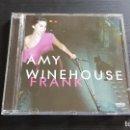 CDs de Música: AMY WINEHOUSE - FRANK - CD ALBUM - UNIVERSAL - 2003. Lote 134753534