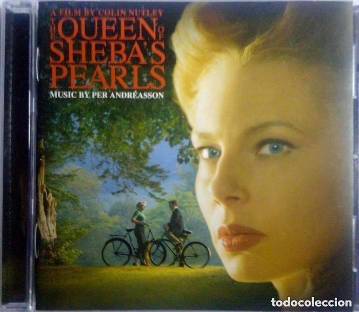 THE QUEEN OF SHEBA´S PEARLS / PER ANDRÉASSON CD BSO (Música - CD's Bandas Sonoras)