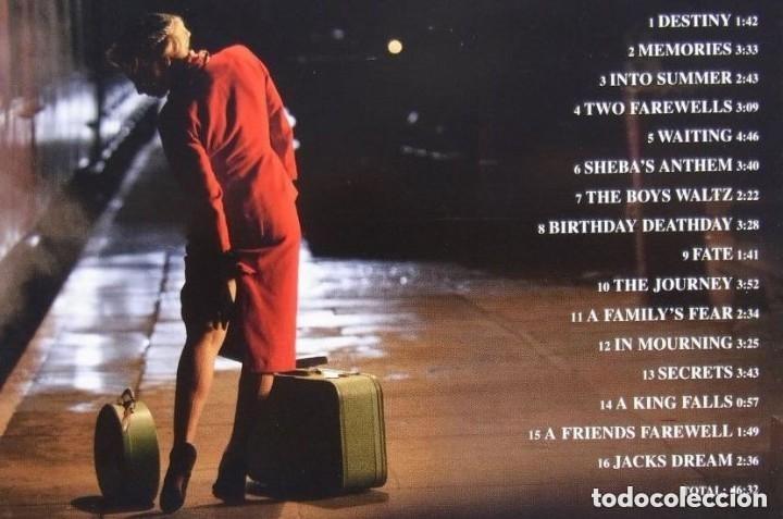 CDs de Música: THE QUEEN OF SHEBA´S PEARLS / Per Andréasson CD BSO - Foto 2 - 134798850