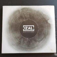 CDs de Música: IZAL - AGUJEROS DE GUSANO - CD ALBUM - HOOK - 2013. Lote 134806630
