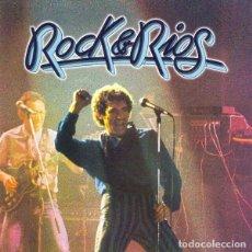 CDs de Música: MIGUEL RÍOS ?– ROCK & RÍOS (ESPAÑA, 1982). Lote 134807402