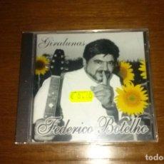 CDs de Música: CD - FEDERICO BOTELHO - GIRALUNAS - YEAR 1999 - EDITION SPANISH - CD PRECINTADO. Lote 134820034