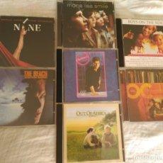 CDs de Música: LOTE 7 CDS BANDAS SONORAS PELICULAS BSO. Lote 53981268