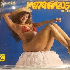 CDs de Música: MERENGAZOS DEL AÑO / VOL. 6 / CD - KUBANEY / 10 TEMAS / PRECINTADO.. Lote 158773944