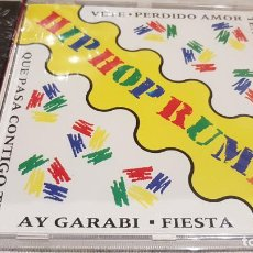 CDs de Música: HIP HOP RUMBA / VARIOS GRUPOS / CD - PERFIL / POPURRIS / PRECINTADO.. Lote 134829122