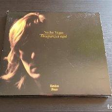 CDs de Música: NACHO VEGAS - DESAPAREZCA AQUÍ - CD ALBUM - LIMBO STARR - 2005 - MANTA RAY. Lote 134833586
