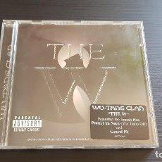 CDs de Música: WU-TANG CLAN - THE W - CD ALBUM - LOUD - 2000. Lote 134834394