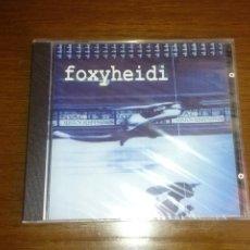 CDs de Música: CD - FOXYHEIDI - SUSTOS SUSPENSIVOS - YEAR 1998 - EDITION SPANISH - CD PRECINTADO. Lote 134838410
