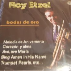 CDs de Música: ROY ETZEL / BODAS DE ORO / CD - PERFIL / 12 TEMAS / PRECINTADO.. Lote 134852086