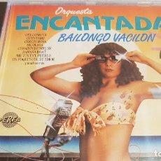 CDs de Música: ORQUESTA ENCANTADA / BAILONGO VACILÓN / CD - PERFIL / POPURRIS / PRECINTADO.. Lote 134854862