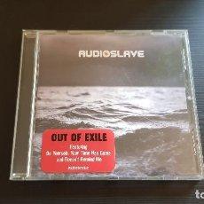 CDs de Música: AUDIOSLAVE - OUT OF EXILE - CD ALBUM - EPIC - 2005 - CHRIS CORNELL - TOM MORELLO. Lote 134855354