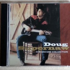 CDs de Música: DOUG SUPERNAW - THE ENCORE COLLECTION - CD. BMG. AÑO 1997. Lote 134858482