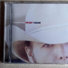 CDs de Música: DWIGHT YOAKAM - A LONG WAY HOME - CD. REPRISE RECORDS, A TIME WAGNER COMPANY. AÑO 1998. Lote 134859026