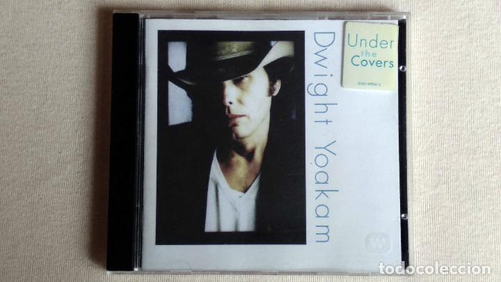 DWIGHT YOAKAM - UNDER THE COVERS - CD. REPRISE RECORDS, A TIME WAGNER COMPANY. AÑO 1997 (Música - CD's Country y Folk)