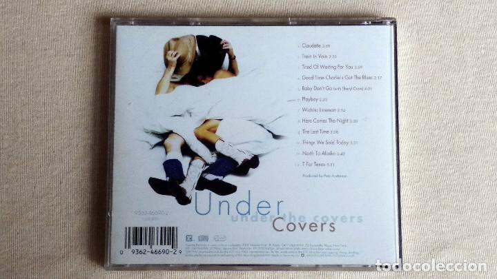 CDs de Música: DWIGHT YOAKAM - UNDER THE COVERS - CD. Reprise Records, a Time Wagner Company. Año 1997 - Foto 3 - 134859458