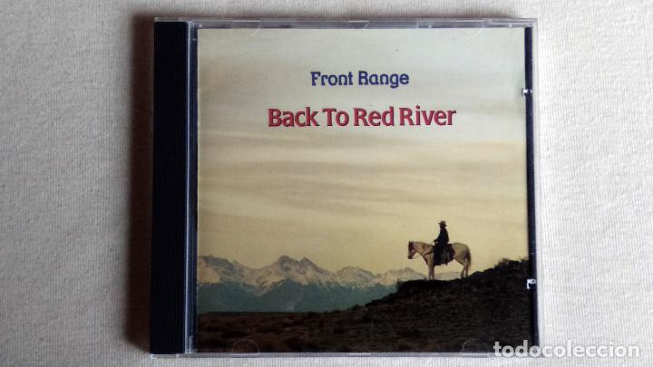 FRONT RANGE - BACK TO RED RIVER - CD. SUGAR HILL RECORDS. AÑO 1993 (Música - CD's Country y Folk)