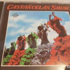 CDs de Música: CASTAÑUELAS SHOW / VARIOS GRUPOS / CD - PERFIL / 17 TEMAS / PRECINTADO.. Lote 134862334