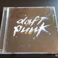 CDs de Música: DAFT PUNK - DISCOVERY - CD ALBUM - VIRGIN - 2001. Lote 134869062