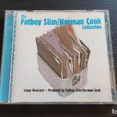 CDs de Música: FATBOY SLIM - NORMAN COOK - COLLECTION - CD ALBUM - UNIVERSAL - 2000. Lote 134872490