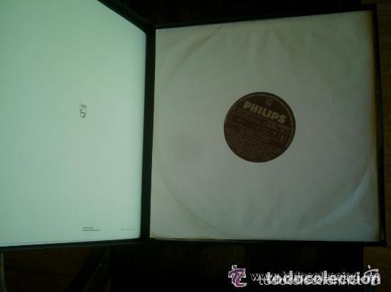 CDs de Música: EL MESIAS DE HANDEL - ALBUM CON 3 DISCOS DE VINILO LP COLIN DAVIS - Foto 2 - 134875586