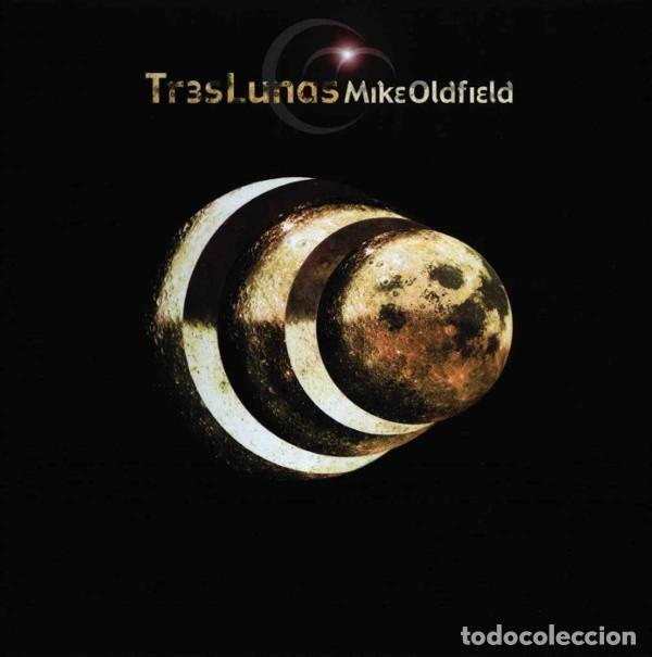MIKE OLDFIELD ?– TR3S LUNAS (EU, 2002) (Música - CD's New age)