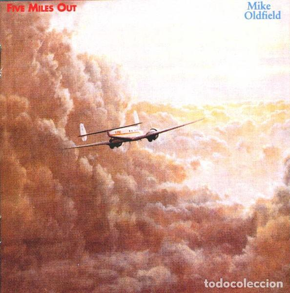 MIKE OLDFIELD ?– FIVE MILES OUT (NETHERLANDS, 1995) (Música - CD's New age)