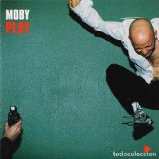 CDs de Música: MOBY ?– PLAY (SCANDINAVIA, 1989) . Lote 134876430