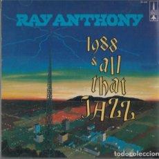 CDs de Música: RAY ANTHONY ALL THAT JAZZ CD EDICIÓN U.S.A . Lote 134876502