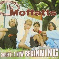 CDs de Música: THE MOFFATTS – CHAPTER I: A NEW BEGINNING (EU, 1998). Lote 134876642