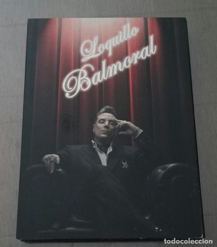 LOQUILLO BALMORAL BOX 2 CD CAJA (Música - CD's Rock)