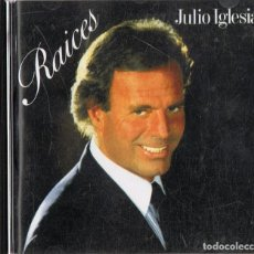CDs de Música: JULIO IGLESIAS ¨RAICES¨ (CD). Lote 134889586