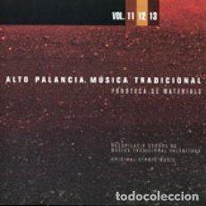 CDs de Música: ALTO PALANCIA MUSICA TRADICIONAL, 3 CDS, COMO NUEVO!!!!!. Lote 134890322