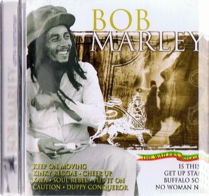 BOB MARLEY 60TH BIRTHDAY (CD) (Música - CD's Reggae)