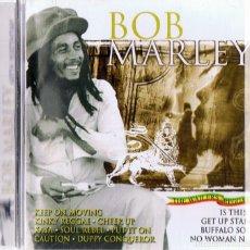 CDs de Música: BOB MARLEY 60TH BIRTHDAY (CD). Lote 134893410