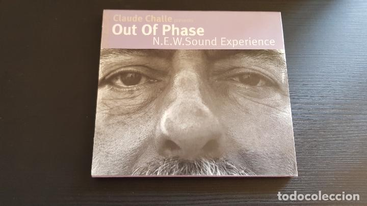 CLAUDE CHALLE - OUT OF PHASE - NEW SOUND EXPERIENCE - CD ALBUM - LIFTED LOUNGE - 2002 (Música - CD's New age)
