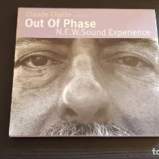 CDs de Música: CLAUDE CHALLE - OUT OF PHASE - NEW SOUND EXPERIENCE - CD ALBUM - LIFTED LOUNGE - 2002. Lote 134912386