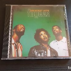 CDs de Música: FUGEES - GREATEST HITS - CD ALBUM - SONY - 2003 - LAURYN HILL. Lote 134915834