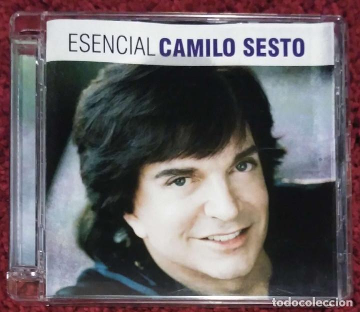 CAMILO SESTO (ESENCIAL) 2 CD'S 2013 (Música - CD's Melódica )
